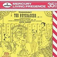 Nutcracker / Serenade for Strings (Hybr)