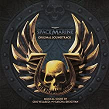 Warhammer 40,000: Space Marine Original Video Game Soundtrack CD