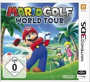 3DS Mario Golf World Tour. Für Nintendo