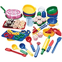 Pretend Bake ' N Play for Kids 69 PC。セット