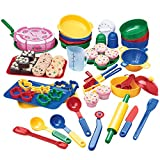 Pretend Bake ' N Play for Kids 69PC。セット