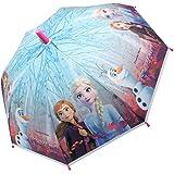 Frozen 2 Childrens/Kids Stick Umbrella