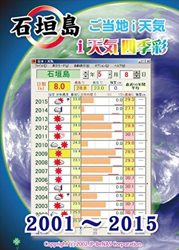 石垣島i天気 四季彩 2001-2015
