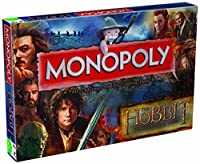 The Hobbit Desolation of Smaug Monopoly Board Game (輸入版)