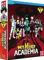 僕のヒーローアカデミア 第1期 Blu-ray BOX(第1話-13話)[Blu-ray Region B](海外Import版)