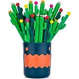 RECHENG Fun pens Gel Pen Ballpoint Pen Writing Pen gel pens cute pen,Stationery Gift,School Supplies Gift Set,Office Material