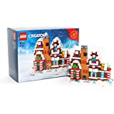 LEGO Creator - Mini Gingerbread House [40337- 499 Pieces] - Limited Edition