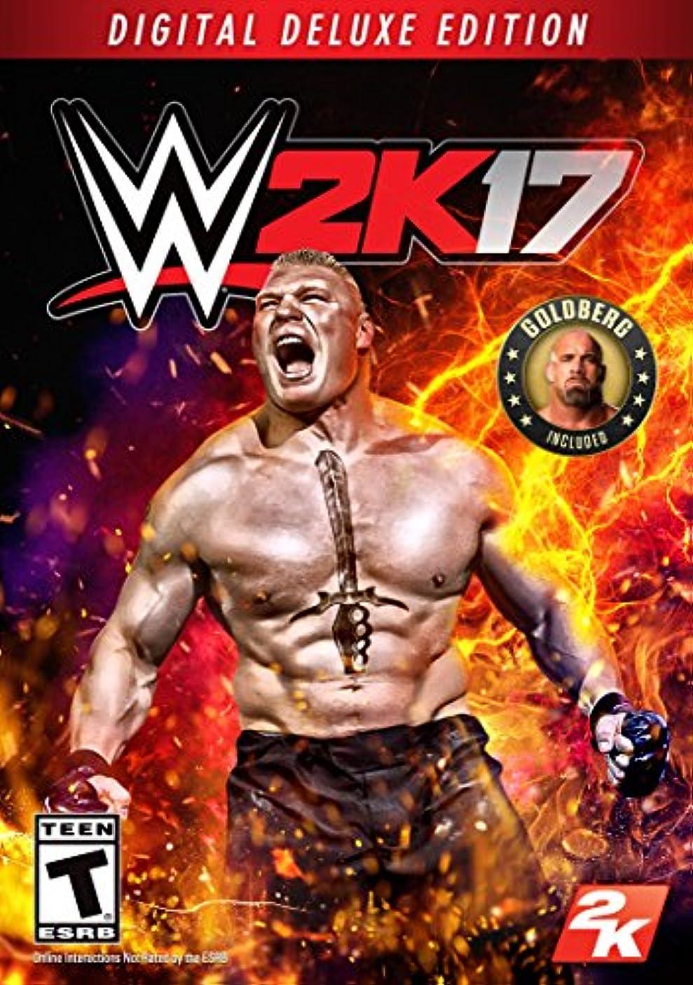 衝突する謙虚邪魔WWE 2K17 Digital Deluxe Edition[英語版]|オンラインコード版