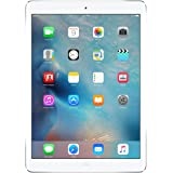 Apple iPad Air Wi-Fi + Cellular 16GB - Silver (Renewed)