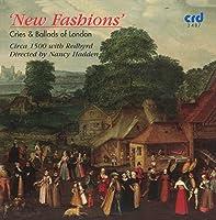 New Fashions-Circa 1500