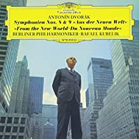 Dvorak: Symphonies Nos 8 & 9 by Dvorak (2013-10-22)