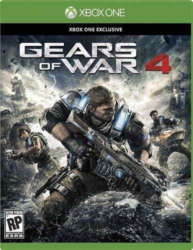 Gears of War 4 [日本語字幕サポート] (輸入...