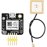 GPS Module Receiver,Navigation Satellite Positioning NEO-6M (Arduino GPS, Drone Microcontroller, GPS Receiver) Compatible wit