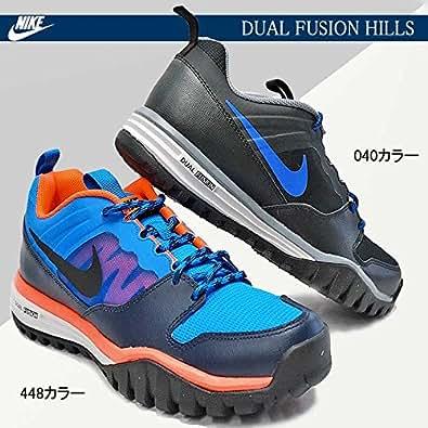 (ナイキ) NIKE DUAL FUSION HILLS デュアル フュージョン ヒルズ 654856 メンズスニーカー トレッキングシューズ 28.0cm(US10) 448カラー