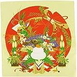 [キステ] 風呂敷 ふろしき 彩時記 季節柄 綿100% 50cm 小風呂敷 タペストリー
