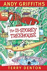 The 13-Storey Treehouse (The Treehouse Series Book 1) Kindle Edition