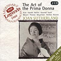 Joan Sutherland - The Art of the Prima Donna by Joan Sutherland (2000-10-10)