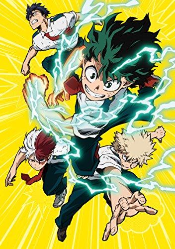 【Amazon.co.jp限定】僕のヒーローアカデミア 3rd Vol.1 DVD (初回生産限定版) (全巻購入特典:「描き下ろし全巻収納BOX&複製色紙」引換シリアルコード付)