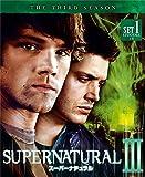 SUPERNATURAL 3rdシーズン 前半セット(1〜8話・2枚組) [DVD]