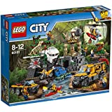 LEGO CITY Jungle Exploration Site 60161 Playset Toy