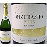 水芭蕉 ピュア 瓶内二次発酵 MIZUBASHO PURE 群馬県永井酒造 720ml