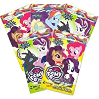 My Little Pony - Friendship is Magic - Series 4 - Trading Card Fun - 5 PACK LOT