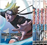 NARUTO ナルト 疾風伝 守護忍十二士の章 1~4 (全4枚)(全巻セットDVD)|中古DVD [レンタル落ち] [DVD]