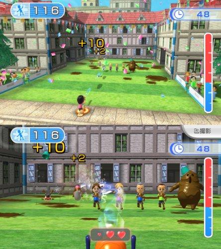 『Wii Fit U バランスWiiボード (シロ) + フィットメーター (ミドリ) セット - Wii U』の1枚目の画像