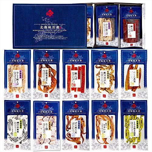 おつまみセット プレミアム 珍味 [10種] ギフト お歳暮 内祝い