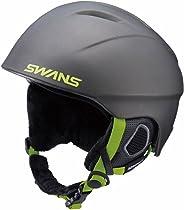 SWANS(スワンズ) スキー スノーボード ヘルメット フリーライドモデル 大人用 男女兼用 HSF-130
