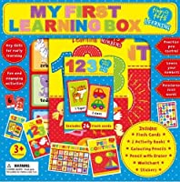 My First Learning Pack (Tiny Tots Back to School B/Set)