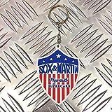 キーホルダー SOX&MARTIN ソックス&マーティン プリムス Plymouth アメリカン雑貨 - 486 円