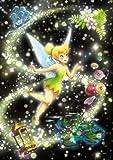266ピース ジグソーパズル ディズニー ピクシーダストの輝き(ティンカー・ベル) ぎゅっとピース 【ステンドアート】 (18.2x25.7cm)