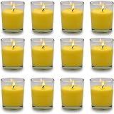 SCEN Votive Candles 2,citronella