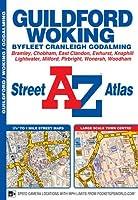 Guildford & Woking Street Atlas