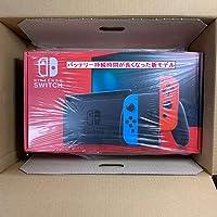 【新モデル】Nintendo Switch 本体【Joy-Con(L) ネオンブルー/(R) ネオンレッド】 任天堂…
