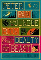 Illustrated Classics Boxed Set: Peter Pan, Jungle Book, Beauty and the Beast