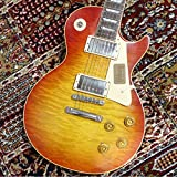 Gibson Custom Shop Japan Special Run Standard Historic 1959 Les Paul Standard VOS Washed Cherry 【S/N 9_7909】
