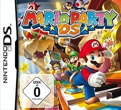 Mario Party. Nintendo DS