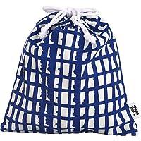 ルネ・デュー 巾着袋 北欧デザイン Studio Hilla 小 ピック ブルー 15430009