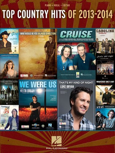 Top Country Hits of 2013-2014 Songbook