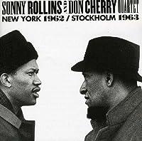 NEW YORK 1962.STOCKHOLM 1963