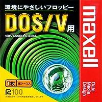 Maxell3.5型 2HDフロッピーディスク Windowsフォーマット MFHD18.C1K
