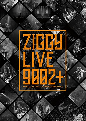 ZIGGY LIVE 9002 +[DVD]