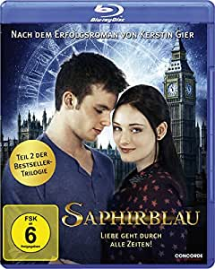 Saphirblau (Blu-Ray) [Import allemand]