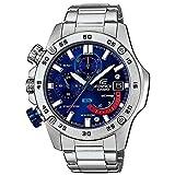 [カシオ]CASIO エディフィス EDIFICE 左リューズ 100m防水 ブルー クロノグラフ EFR-558D-2A メンズ 腕時計 [並行輸入品]