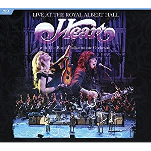 Live at the Royal Albert Hall With Royal Philharmo [Blu-ray]