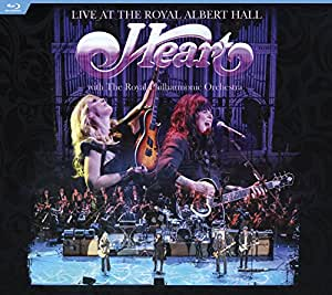 Live at the Royal Albert Hall With Royal Philharmo [Blu-ray] [Import]