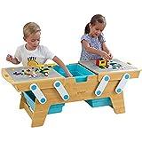 KidKraft Building Bricks Play N Store Table