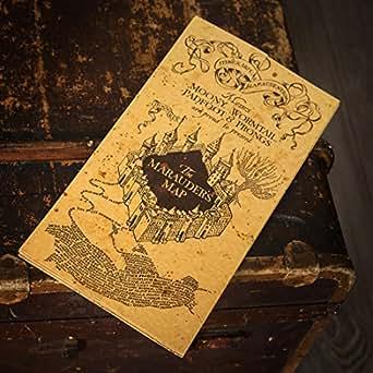 ハリーポッター 忍びの地図 レプリカ オフィシャル・ライセンス商品[並行輸入品]Harry Potter Marauder's Map